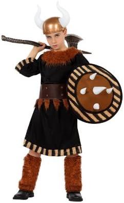 Atosa – 23366 – Disfraz – Disfraz de vikingo para niño – Talla 1 ...