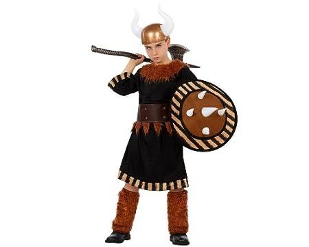 Atosa - 23366 - Disfraz - Disfraz de vikingo para niño - Talla 1 ...
