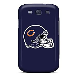 New Premium Flip Case Cover Chicago Bears 5 Skin Case For Galaxy S3