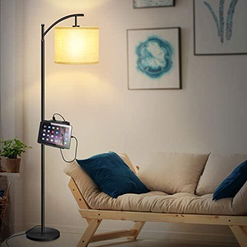 ZEEFO USB Floor Lamp
