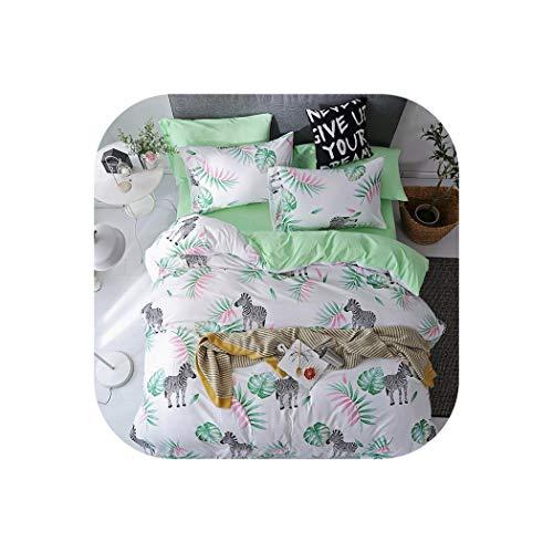 entertainment-moment Home Textile Black White Stripe Brief Bedding Set Boy Kid Girls Adult Linen Soft Duvet Cover Pillowcase Bed Sheet Queen,15,Full,Flat Bed Sheet Bath Williamsburg 2 Light