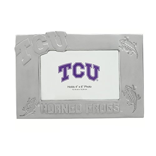 Arthur Frog Court (Texas Christian University Horned Frog TCU Picture Photo Frame - 4