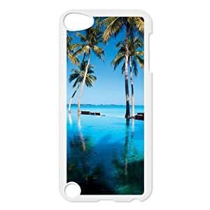 Beautiful Maldives Unique Design Cover Case with Hard Shell Protection for Ipod Touch 5 Case lxa#471067