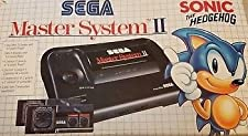 SEGA Master System with Sonic(preinstalled) PAL can Play USA Games