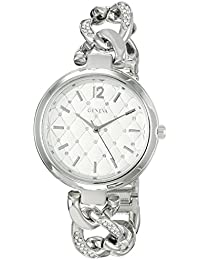 FMDG011 16mm Alloy Silver Watch Bracelet