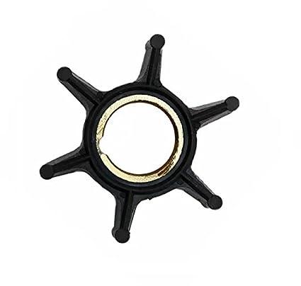 Impeller 386084 for Johnson Evinrude BRP OMC 18-3050 9-45201 500355