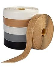 Oslo Plint   individueel op maat te snijden   zelfklevende achterkant   zachte plint van PVC in vele kleuren   50 x 15 mm