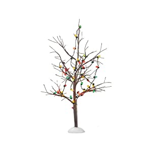 Department 56 Lighted Christmas Bare Branch Tree 52