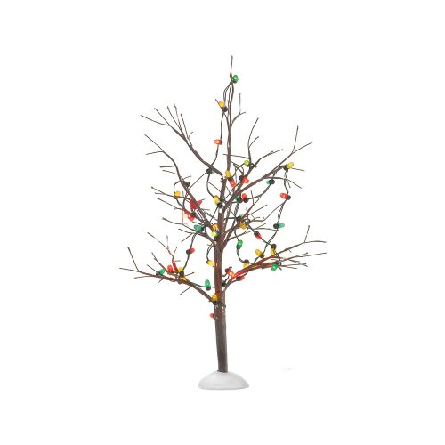 Department 56 Lighted Christmas Bare Branch - Branch Tree Bare