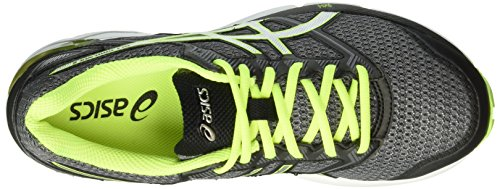 8 Entrainement Gel Asics de Phoenix Safety Gris Homme Carbon Chaussures Running Silver Yellow wEnrqrYd