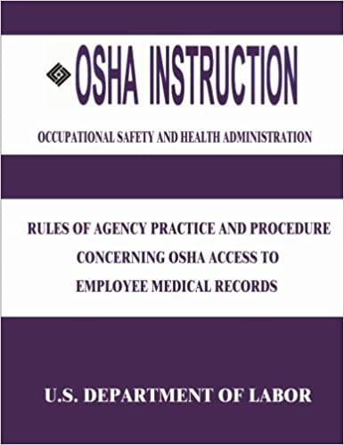 OSHA Instruction: Rules of Agency Practice and Procedure