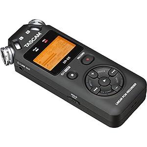 Tascam DR-05 Portable Handheld Digital Audio ...