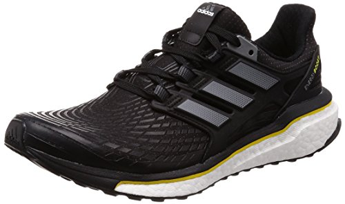 Adidas - Energy Boost Herren Laufschuh schwarz