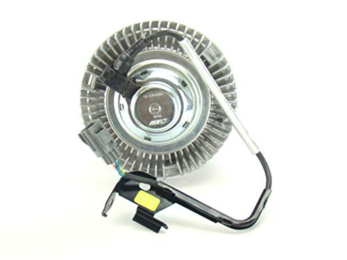 Diesel Performance Clutches - OAW 12-CR3282 Electronic Cooling Fan Clutch for 05-09 Dodge RAM 2500 3500 4500 5500 Cummins Turbo Diesel 5.9L 6.7L