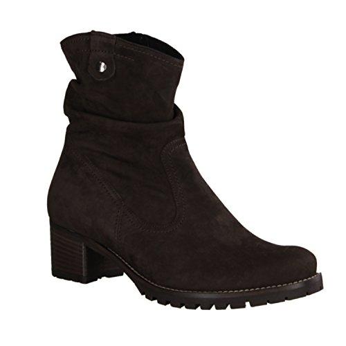 Semler Nicole N40383-041 - Zapatos mujer cómodo botas, botines, Marrón, altura de tacón: 40 mm