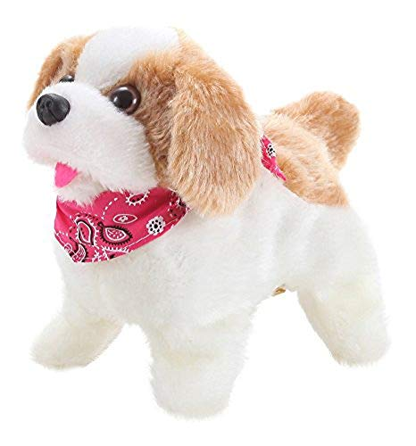 Cute Little Toy - Liberty Imports Cute Little Puppy - Flip Over Dog, Somersaults, Walks, Sits, Barks