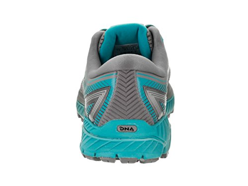 Primer Grey 7 10 US Teal Brooks Ghost B Silver Women's Victory qgwCCR