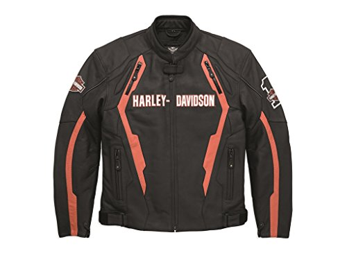 Harley-Davidson Lederjacke Enthusiast Black