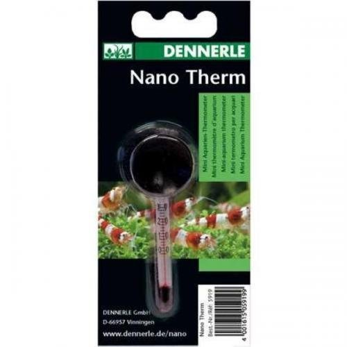 Dennerle Nanotherm, Mini- Thermometer, Druckmesser
