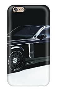 Case Cover 2003 Wald Rolls-royce Phantom Black Bison/ Fashionable Case For Iphone 6(3D PC Soft Case)