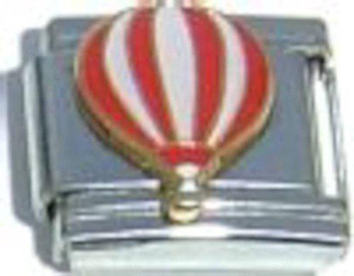 Hot Air Balloon Italian Charm