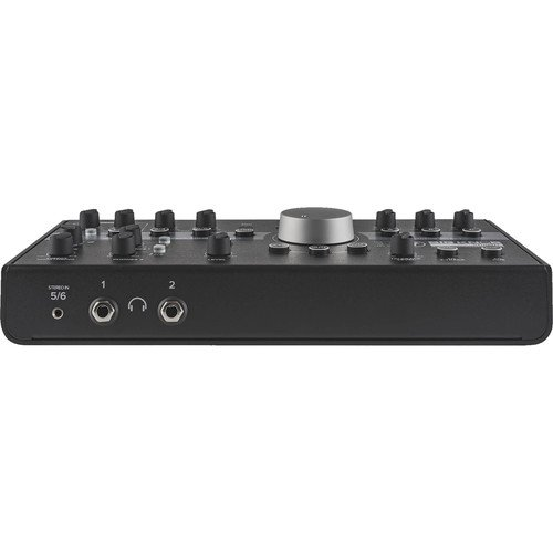 Mackie Big Knob Studio+ Monitor Controller and Interface with 1 Year EverythingMusic Extended Warranty Free