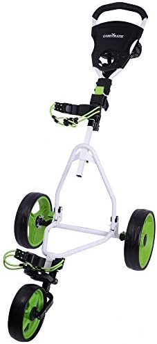 Caddymatic Junior Golf Cart – 3 Wheel Folding Cart for Kids