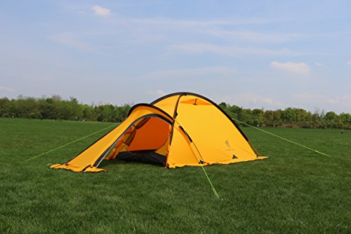 Amazon.com  GEERTOP® 4-season 2-person 20D Lightweight Backpacking Alpine Tent For C&ing Hiking Climbing Travel - With A Living Room  Sports u0026 ... : 4 season 2 person tent - memphite.com