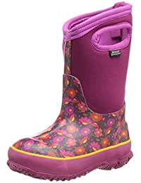 Bogs Classic High Sweet Pea Waterproof Boot (Toddler/Little Kid/Big Kid)