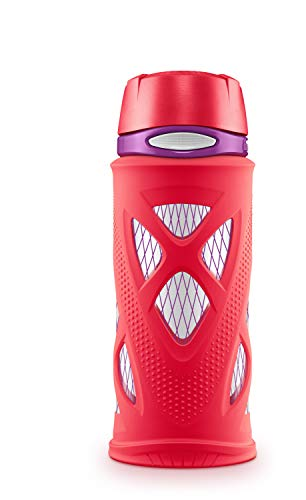 Zulu Shorty Kids Water Bottle 16oz. Pink