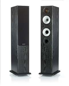 Monitor Audio - Altavoces Bx5 - Negro,Pareja