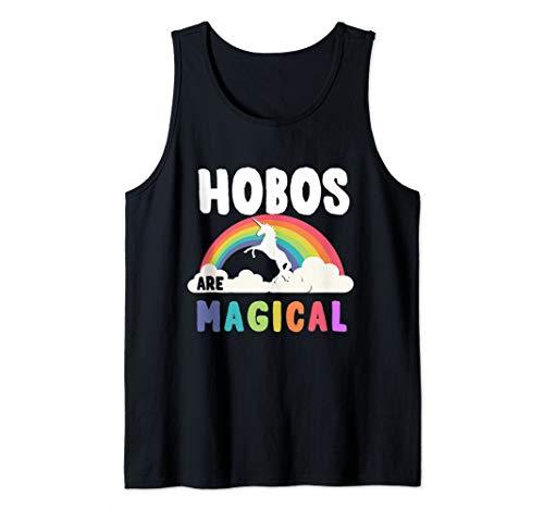 Hobos Are Magical Tank Top ()