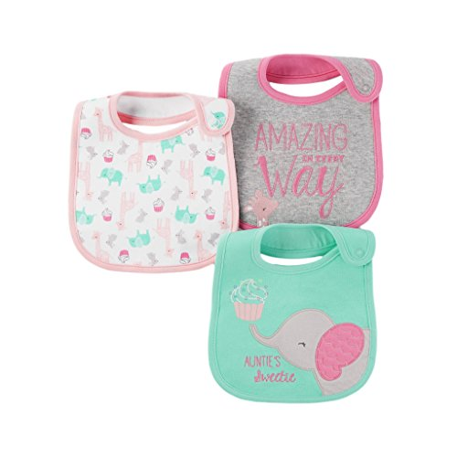 Carters Just Baby Girls Pack
