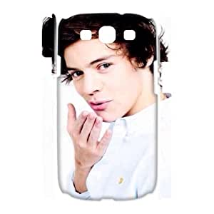 VNCASE Harry Styles Phone Case For Samsung Galaxy S3 I9300 [Pattern-5] by runtopwell