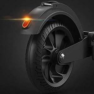 Kugoo S1 Trottinette électrique pliable 350 W avec écran LCD, 3 modes de vitesse, max 30 km/h