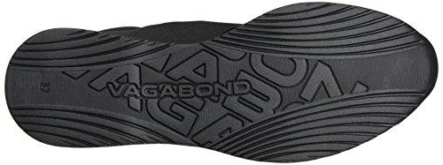 Black Cintia Negro Black Mujer Zapatillas Vagabond para AxX7zzT
