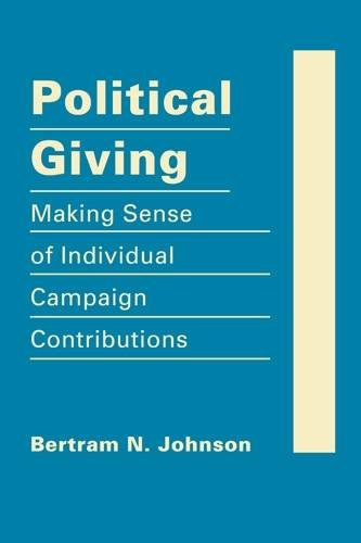 Political Giving