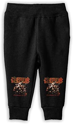 Pleasure To Kill Kreator Band ロングパンツ スウェットパンツ ユニセックス キッズ 普段着 スクール 快適 汗染み防止 伸縮性 通気性 耐久 春秋 肌触りよく ソフト 下着 入学式