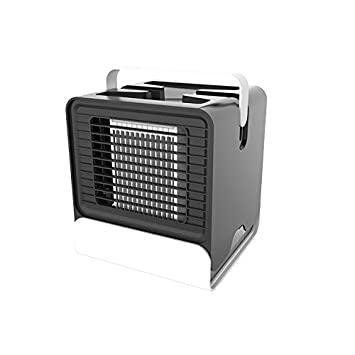 Bedroom CHAKWAN Personal Space Air Cooler Humidifier & Purifier 3-in-1 Portable Mini Air cooler with Night Light for Office Lounge