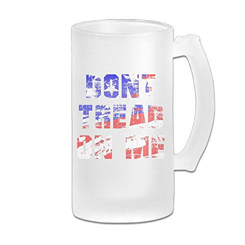 Ten Strawberry Street Van (Grind Beer Glass Mug Spirigicer Don't Treat On Me White)