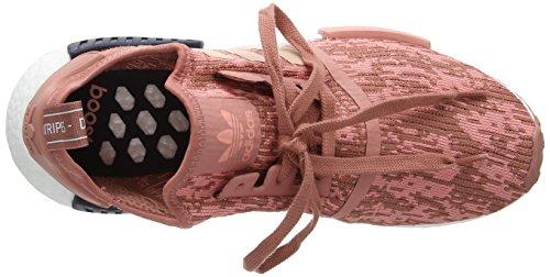 Rostra W para r1 Tinley Rosa Rosnat Mujer Zapatillas NMD adidas 8waxFff