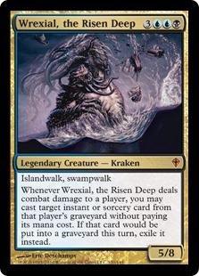 Magic: the Gathering - Wrexial, the Risen Deep - Worldwake