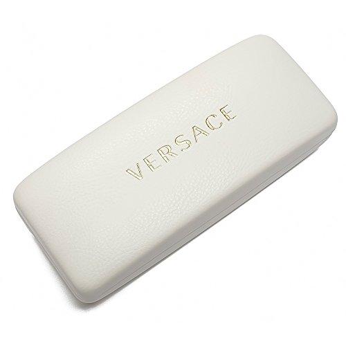 a393318012c Versace 4308 Womens Oversized Sunglasses 5173 85 Yellow Frame ...