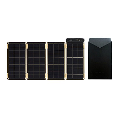 Best Solar Powered Cell Phone Charger - 9