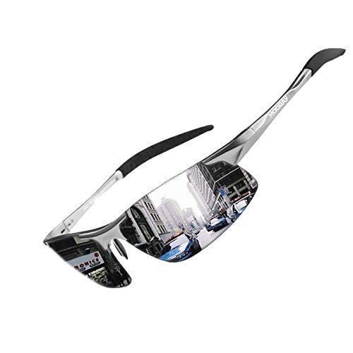 MOORAY Mens Sports Polarized Sunglasses UV Protection Fashion Sunglasses for Men Fishing