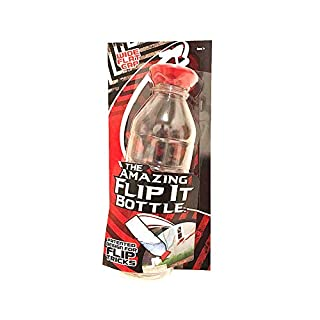 The Amazing Flip It Bottle - Once you flip The Amazing Flip It Bottle you will never flip another bottle