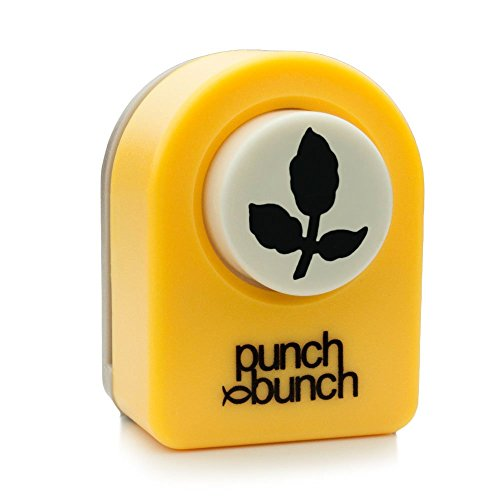 Punch Bunch Small Punch, Tri Leaf