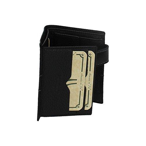 A Cartera carteras Negro Monedero 30 Antonio h c Bolsos Hernandez Hombre XxO4T4wqg