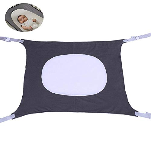 Leegoal Baby Hammock for Crib, Womb Infant Safety Bed Enhanced Material, Upgraded Safety Measures, Breathable Strong Adjustable Strap Fit Cribs