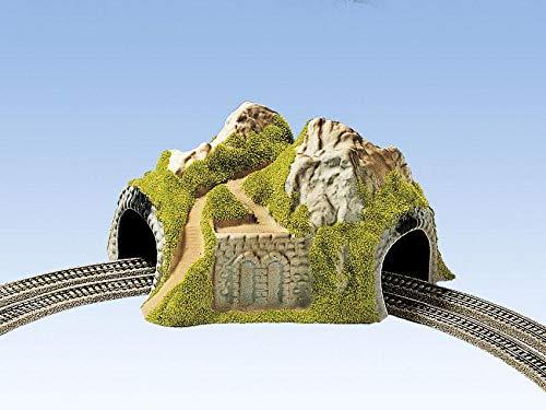 Noch 34730 Tunnel 2-TRK Curved N Scale  Model Kit